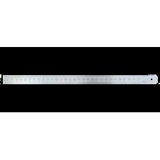 Линейка металлическая измерительная 300 мм Гост Стиз