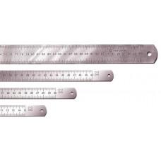 Линейка металлическая измерительная 1000 мм Гост Стиз