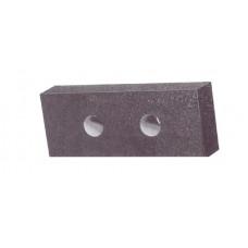 Угольник брусковый твердокаменный 400х160х80 кл.0 УБТК СтИЗ