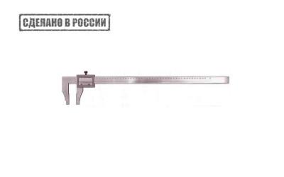 Штангенциркуль ШЦ-500-0.1 Гост с поверкой СтИЗ