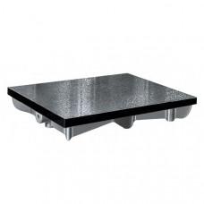 Плита поверочная чугунная 250х250 м/о 1кл с поверкой Гост СтИЗ
